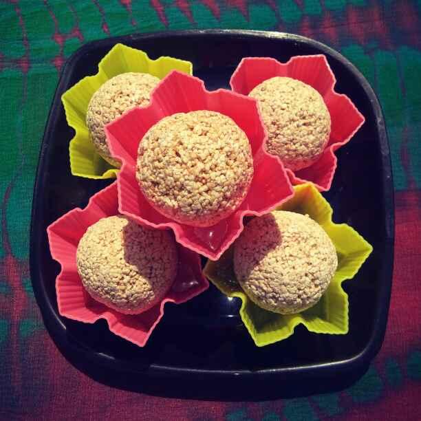 Photo of Rajgira Balls by Neeru Gupta at BetterButter