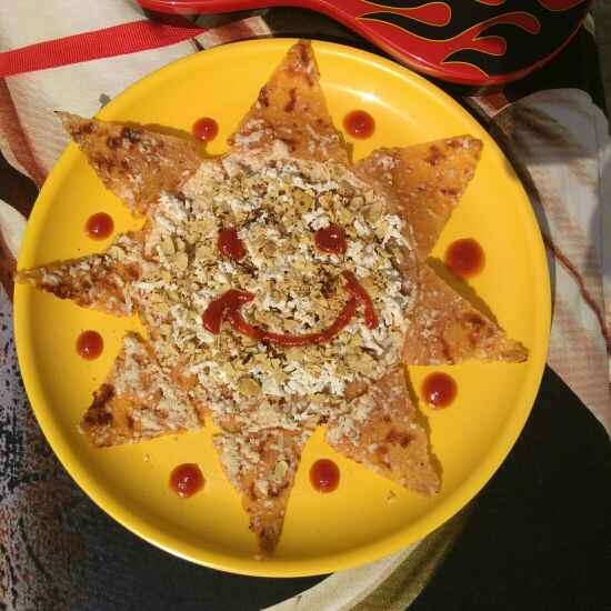Photo of Cheesy crispy paratha by Neeru Gupta at BetterButter