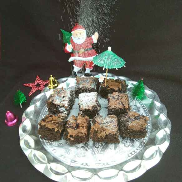 How to make Brandy and coke brownies