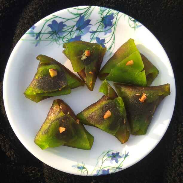 Photo of Dry fruit paan by Neeru Gupta at BetterButter