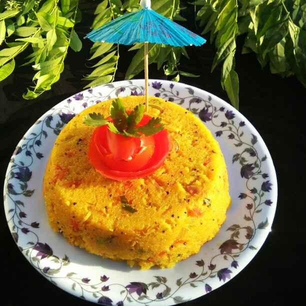 How to make खरा भात