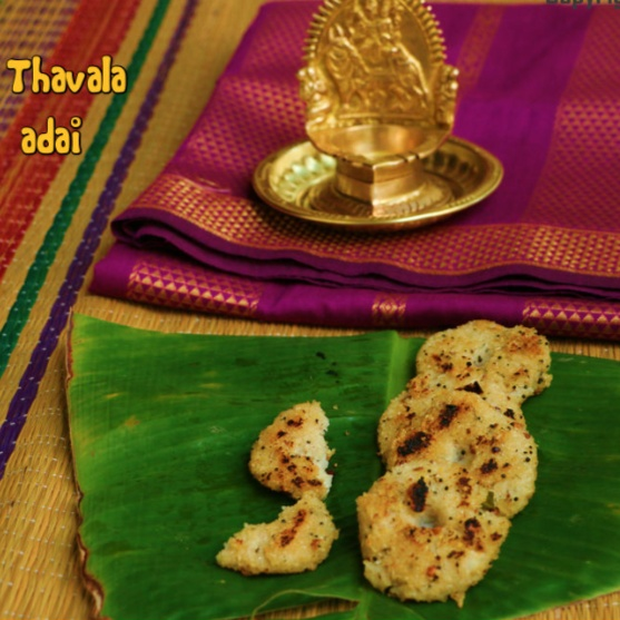 Photo of Thavala adai by Neeru Srikanth at BetterButter