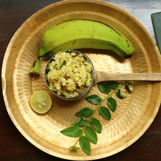 Photo of Vazhakkai Podimas | Plantain Curry by Neeru Srikanth at BetterButter
