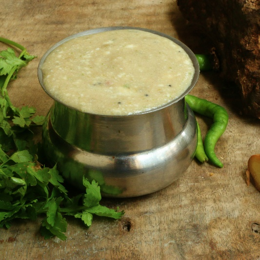 Photo of Senai Kizhangu Pachadi | Elephant Yam Raita by Neeru Srikanth at BetterButter