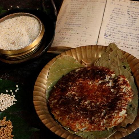 How to make Thavala Dosai