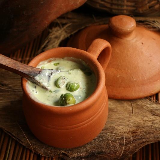 How to make Sundaikkai Thayir Pachadi | Turkey berries Raita