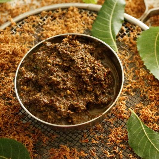 How to make Vepampoo Thogaiyal | Neem flower Chutney