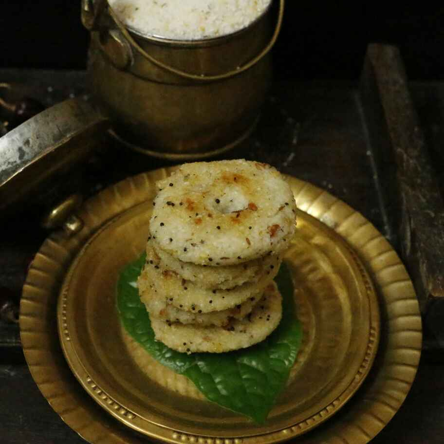 How to make Thavala Adai