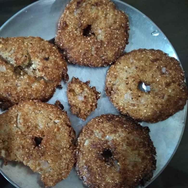 How to make Gluten free semolina vada