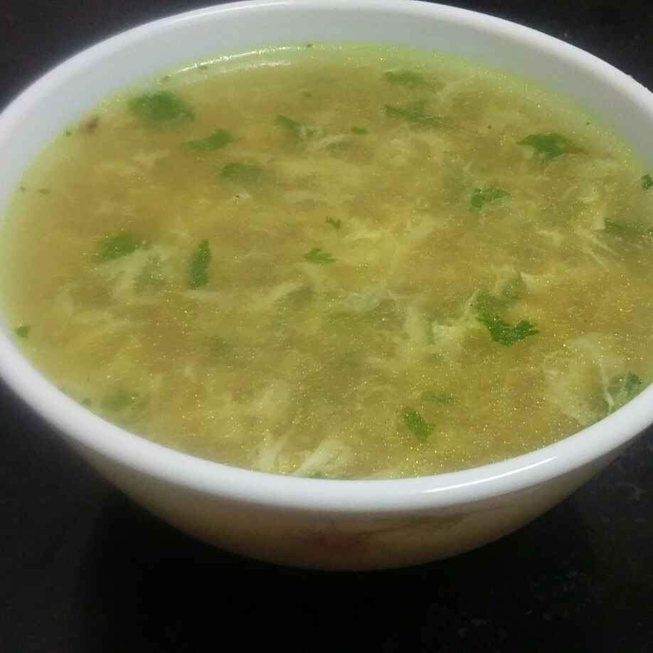 How to make Egg Drop Soup