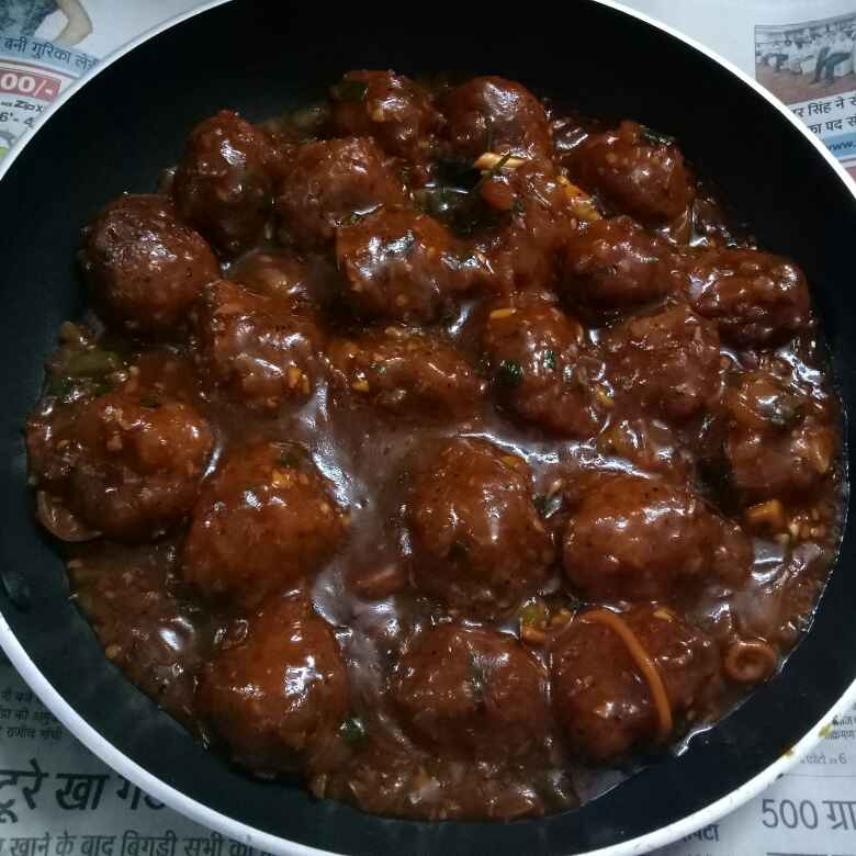 Photo of Manchurian by neetu chawla at BetterButter