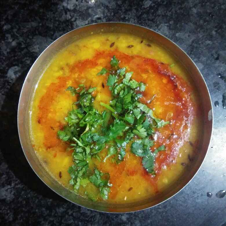How to make Dhaba style yellow daal