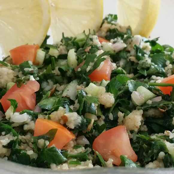 Photo of Tabbouleh by Neha Pahilwani at BetterButter