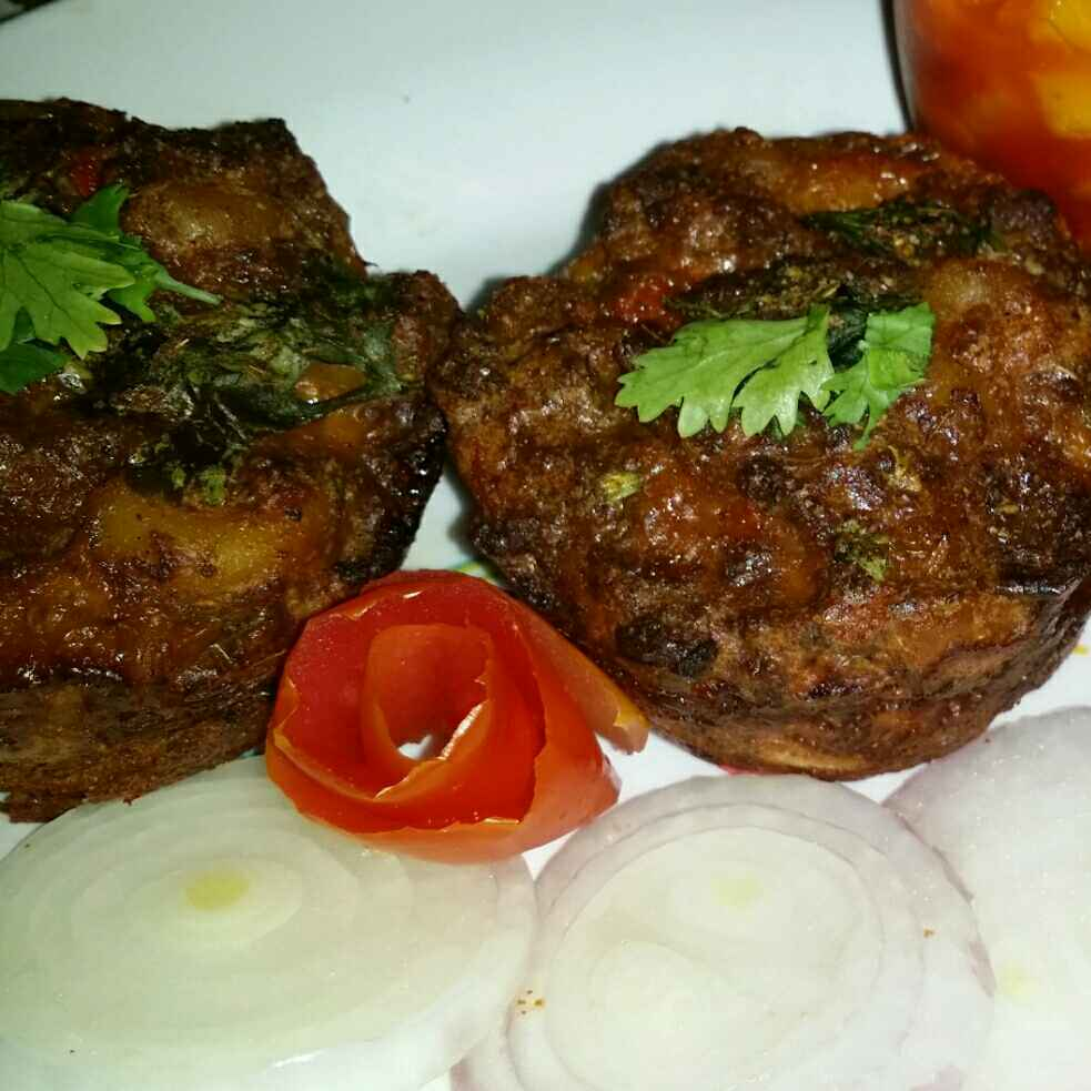Photo of Savoury Meatloaf Muffins by Neha Pahilwani at BetterButter