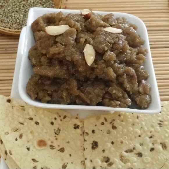 Photo of Pearl Millet Crumble (Bajre ji Kutti) by Neha Pahilwani at BetterButter