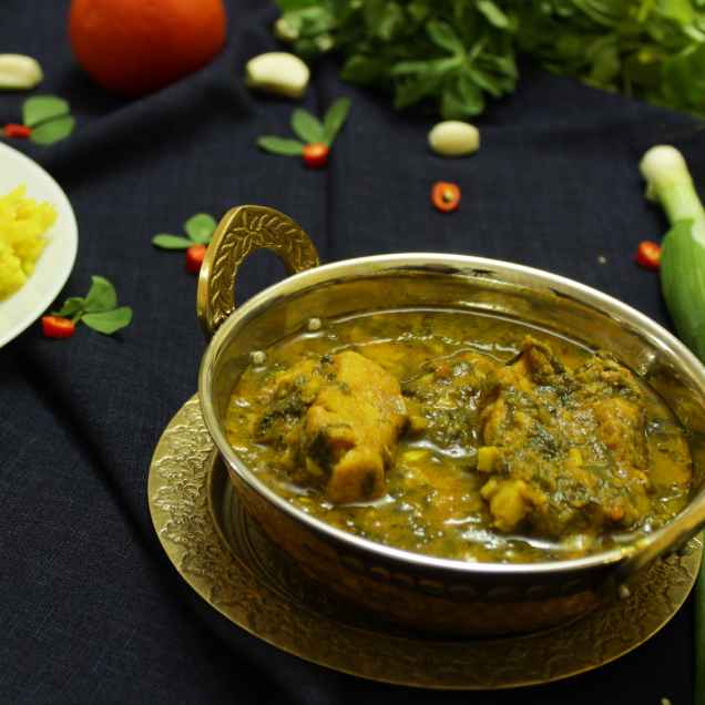 Photo of Nile Perch Fish fillet in Fenugreek Gravy by Neha Pahilwani at BetterButter