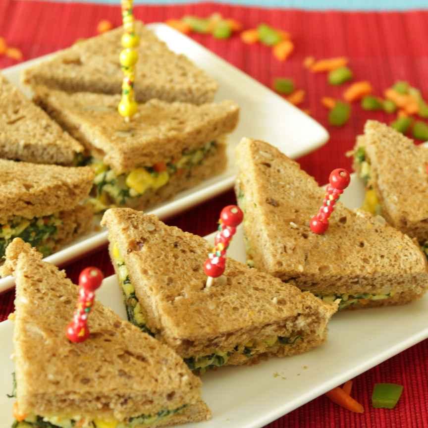 Photo of Spinach Corn Paneer Bites by Neha Pahilwani at BetterButter