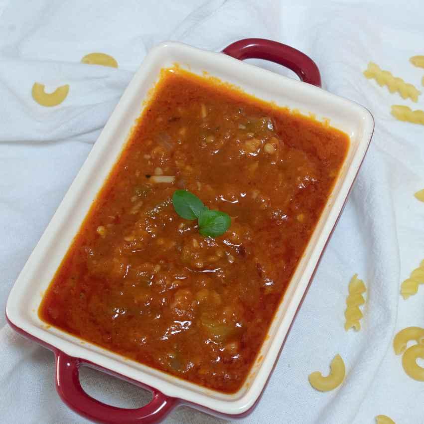 How to make Homemade Marinara Sauce