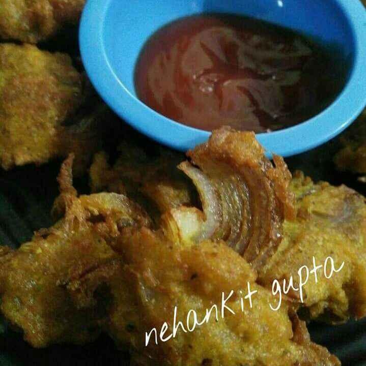How to make Leftover chapati pakoda