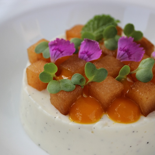 Photo of Coconut Pannacotta by Chef Neha Lakhani at BetterButter