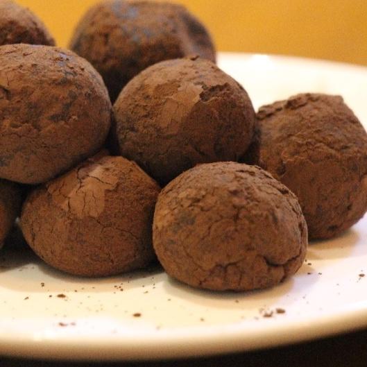 How to make Lemon and Chocolate Truffle