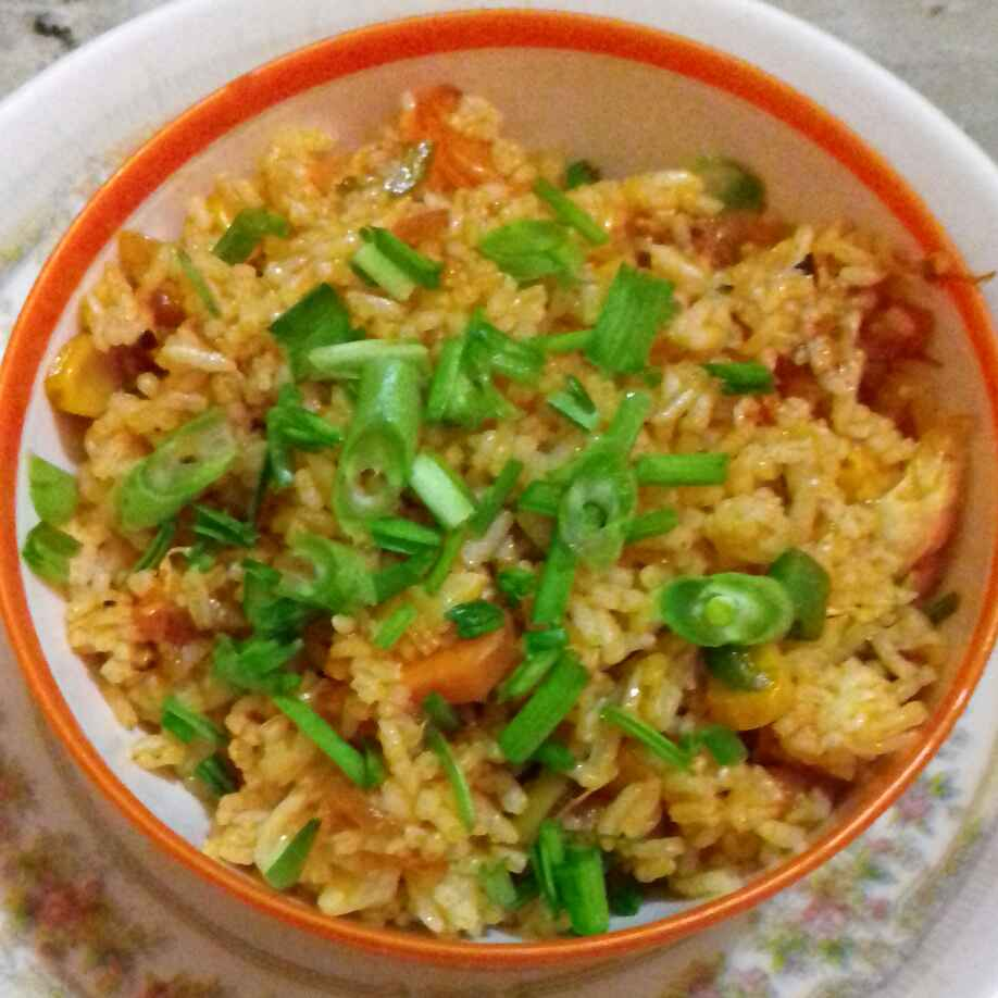 Photo of Schezwan Fried Rice by Neha Mangalani at BetterButter