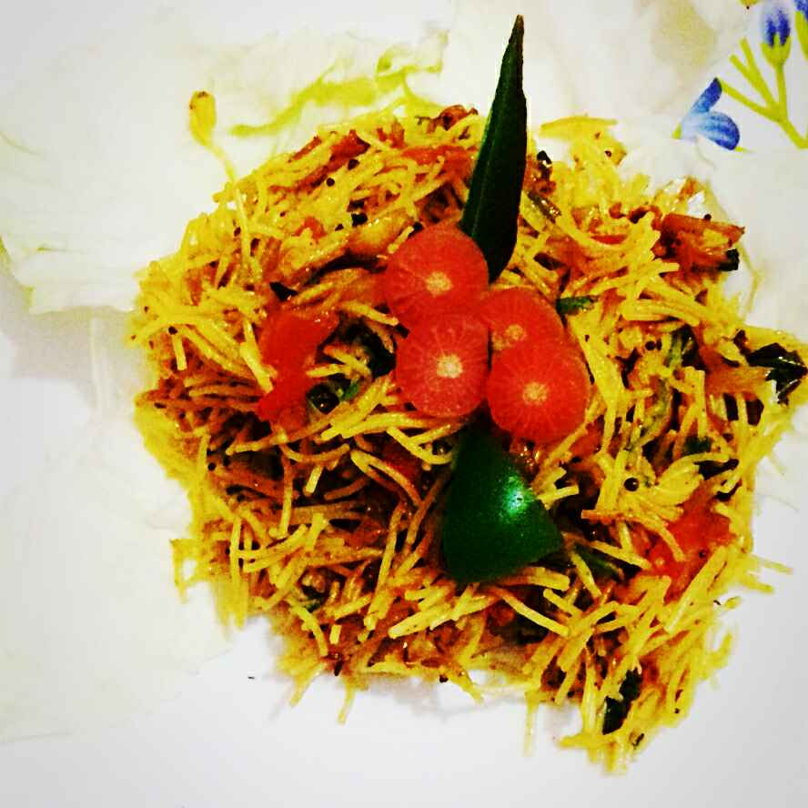 How to make Mixed vegetables Vermicilli Pulao
