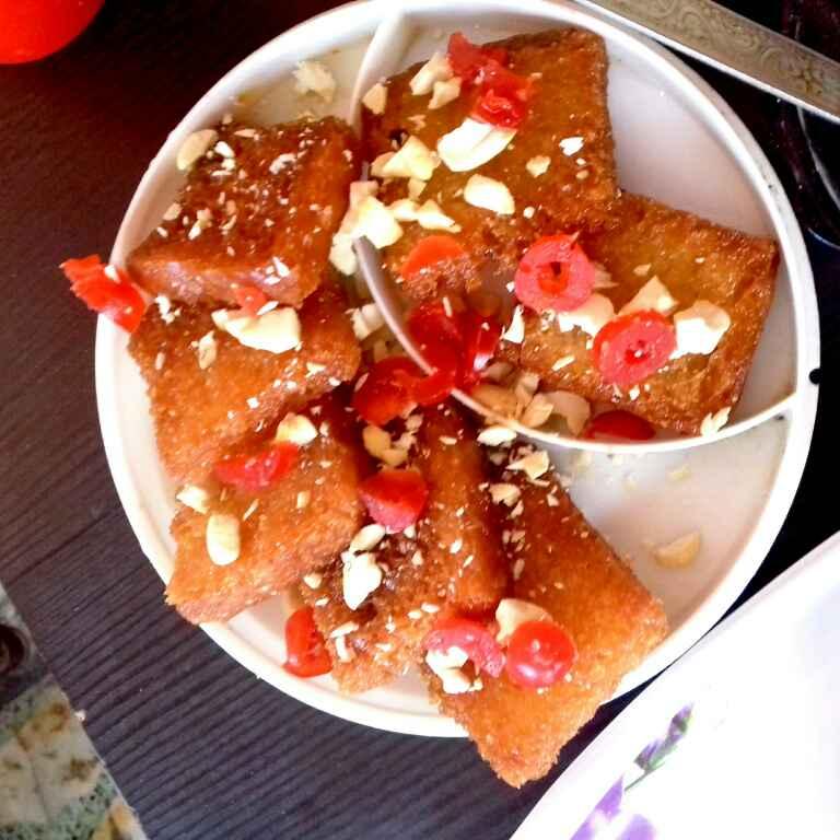 Photo of Sweet Bread Bites by Neha Mangalani at BetterButter