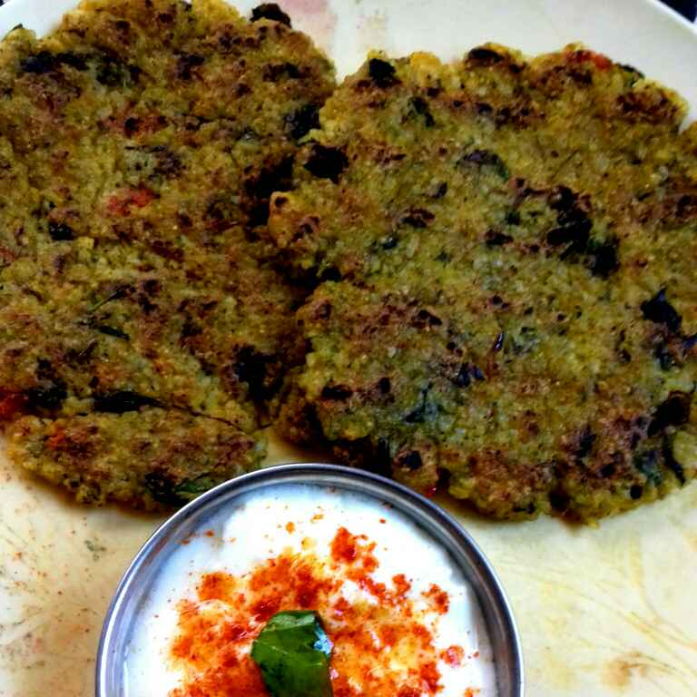Photo of Cooked rice pancakes.. by Neha Mangalani at BetterButter