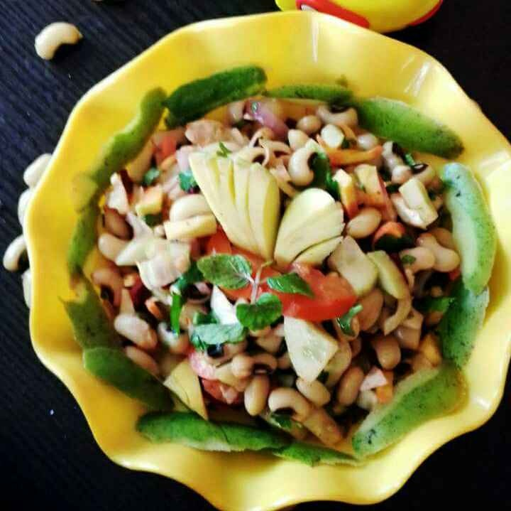 How to make spicy bean salad
