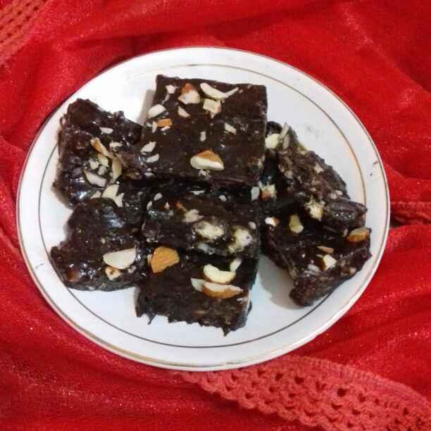 How to make चॉकलेट फज