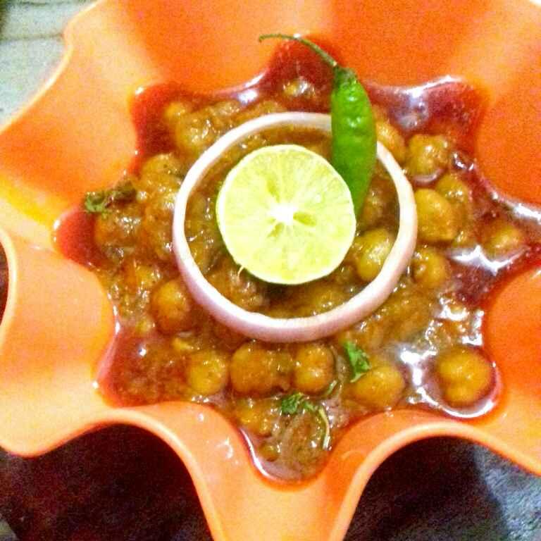 Photo of Punjabi chhole by Neha Mangalani at BetterButter