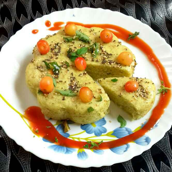 Photo of Mix Moong daal dhokla by Neha Mangalani at BetterButter