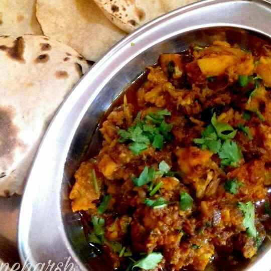 Photo of Gobhi masala (sukha) by Neha Mangalani at BetterButter