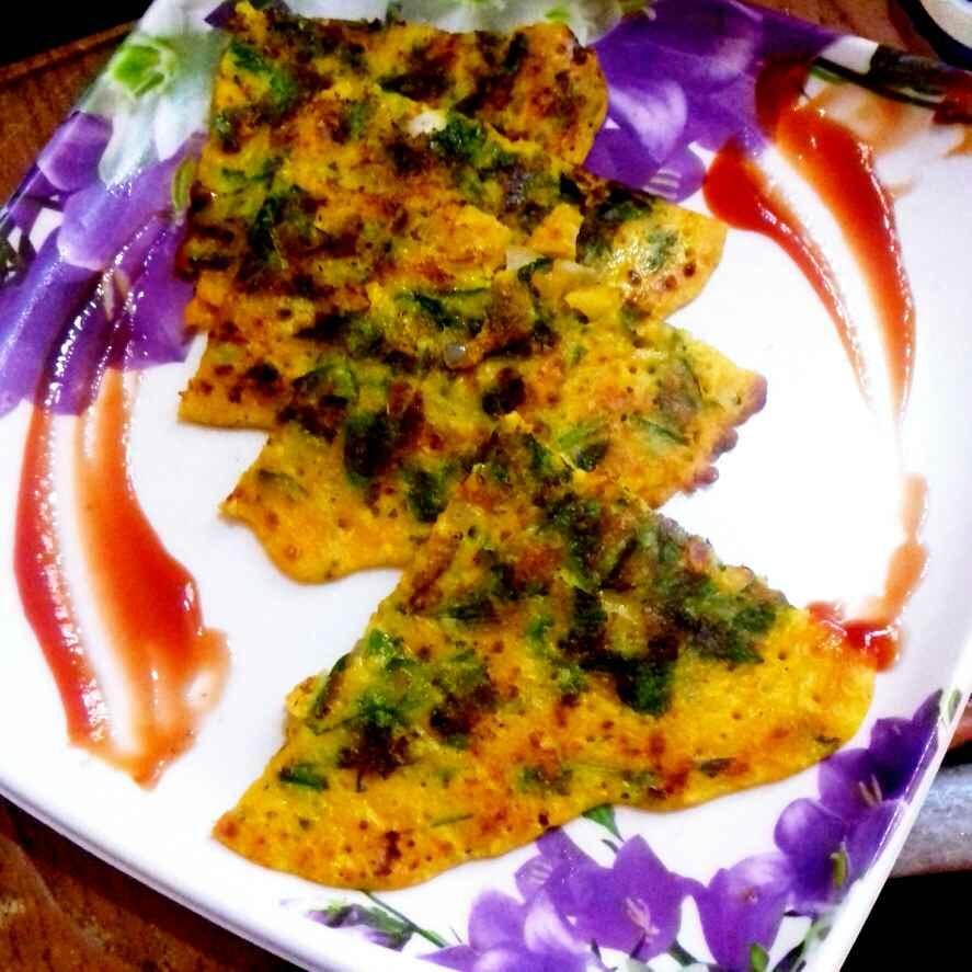 Photo of Methi mix chilla by Neha Mangalani at BetterButter