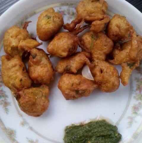Photo of Paw bhaji pakore  by Neha Mangalani at BetterButter