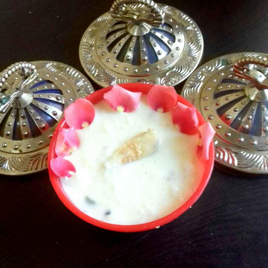How to make Amrud ki kheer
