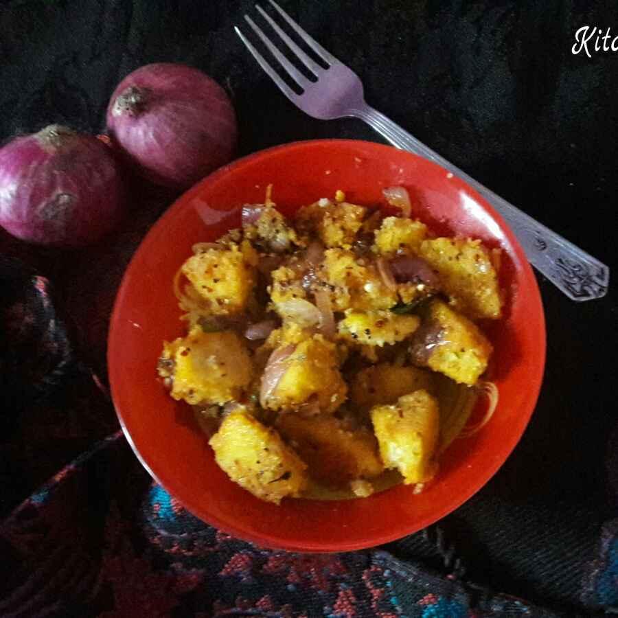 Photo of Fried Masala Idli by Neha Paliwal at BetterButter