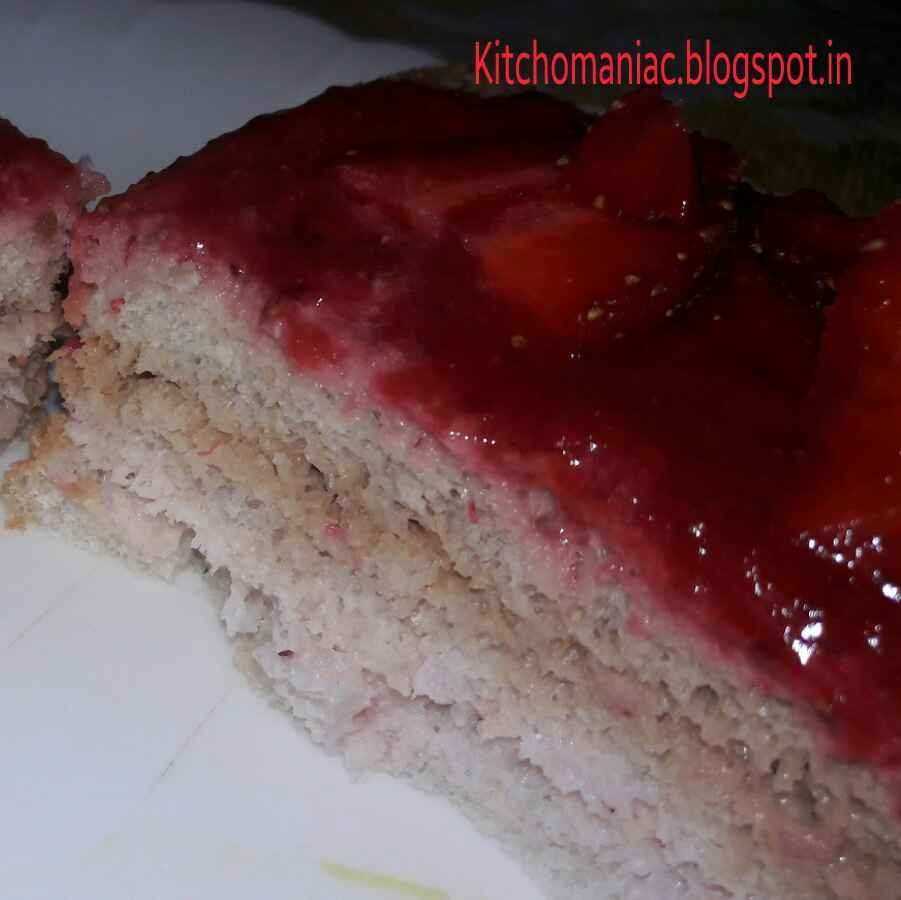 Photo of Choco Strawberry bread pastry. by Neha Paliwal at BetterButter