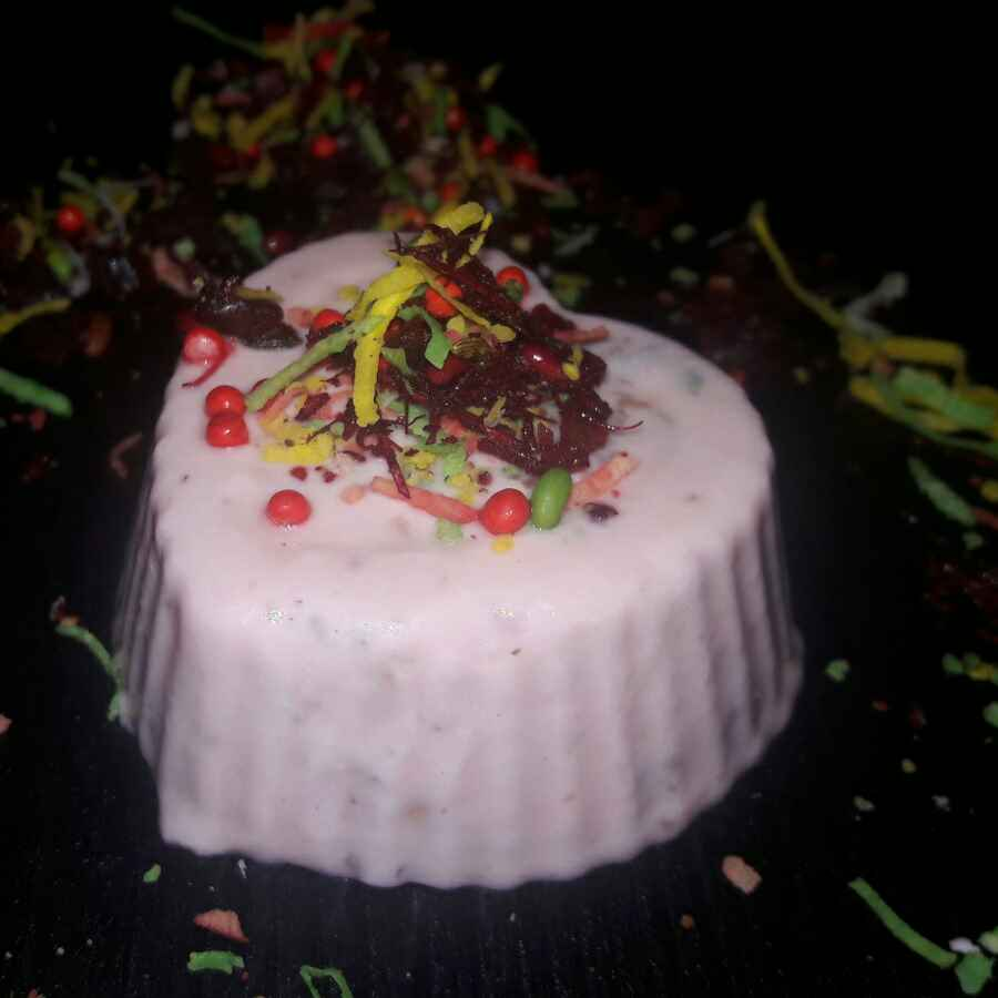 How to make Paan Panna Cotta