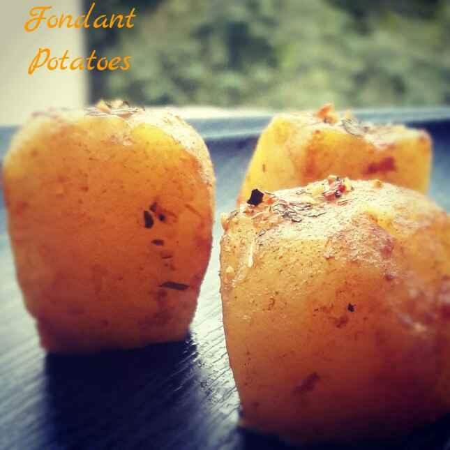 Photo of Fondant  Potatoes by Neha Paliwal at BetterButter