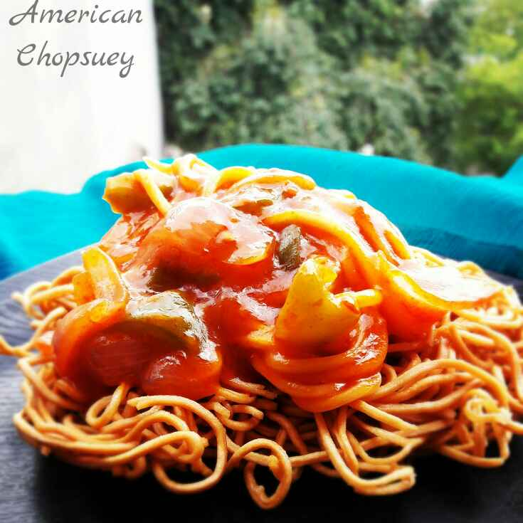 How to make American Chopsuey