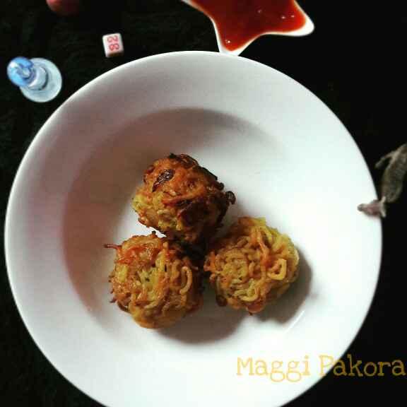 Photo of Maggi Pakora by Neha Paliwal at BetterButter