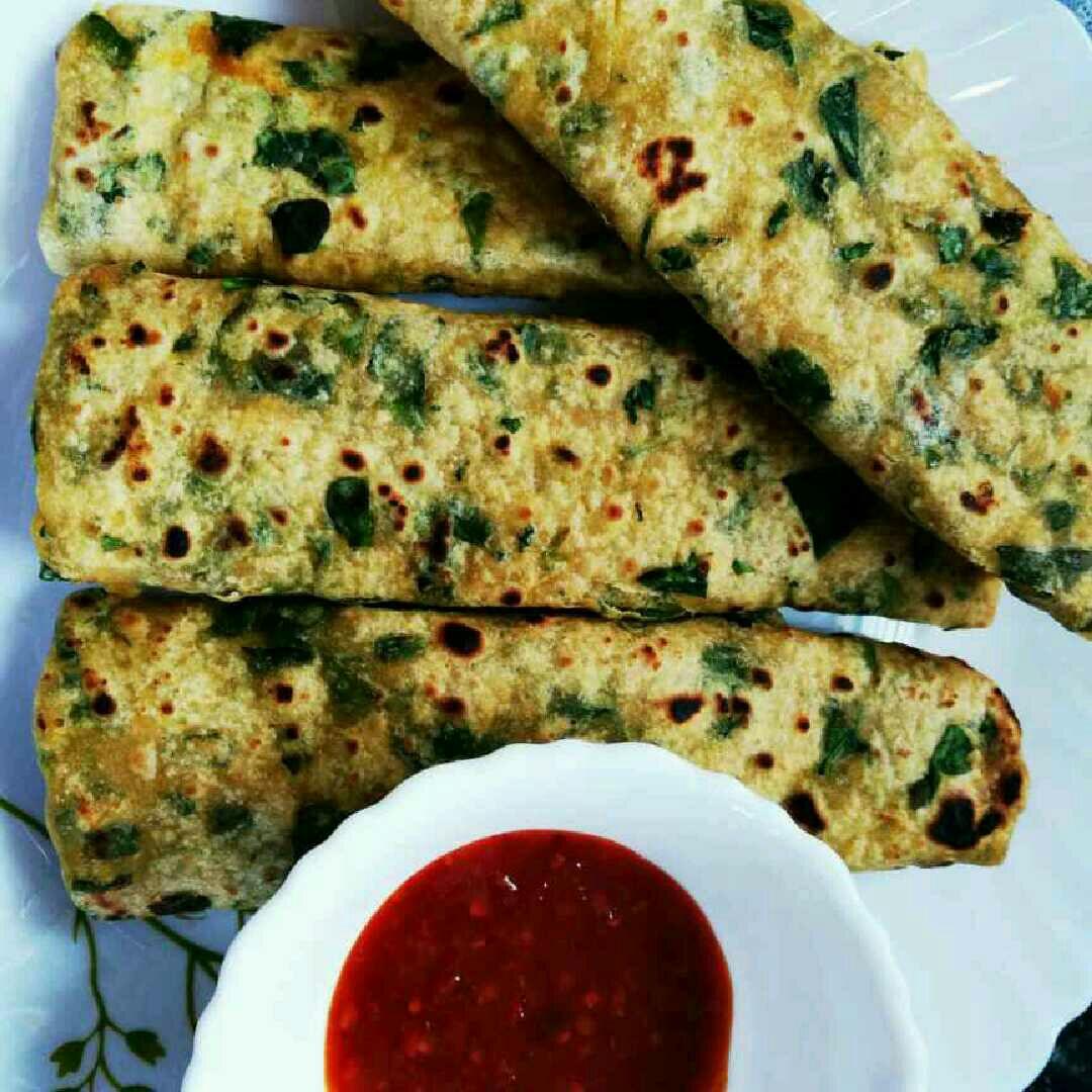 How to make Methi paratha