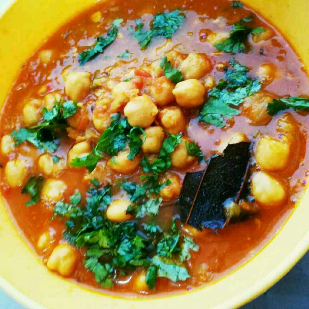 How to make Chole