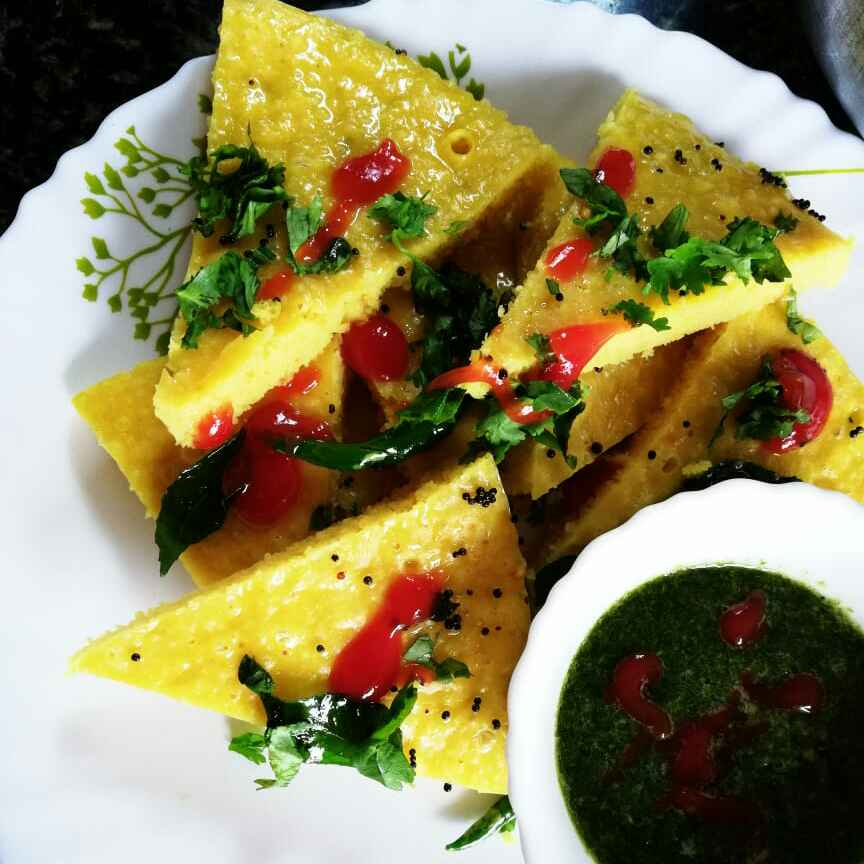 Photo of Dhokla by Vegetarian Rasoi at BetterButter