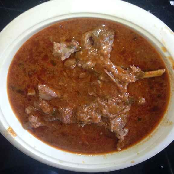 How to make Mutton masala