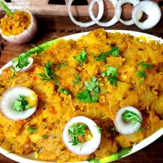 How to make Dosakaya Bharta