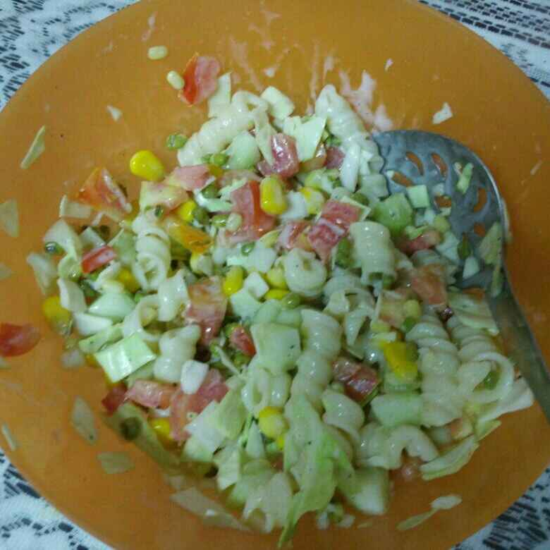 How to make Quick Salad