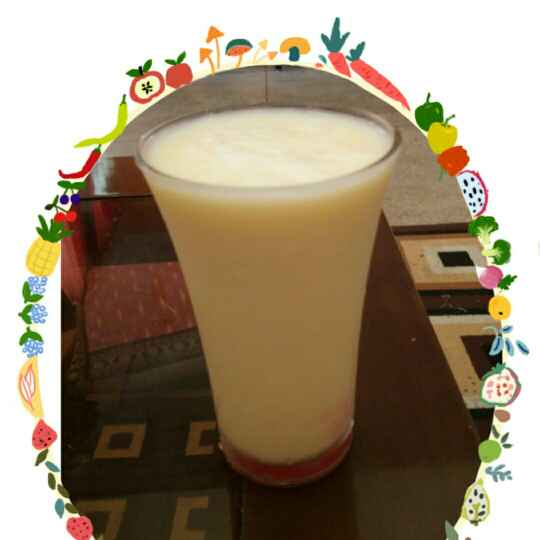 Photo of Chilled Mango Shake with a twist by Neha Seth at BetterButter